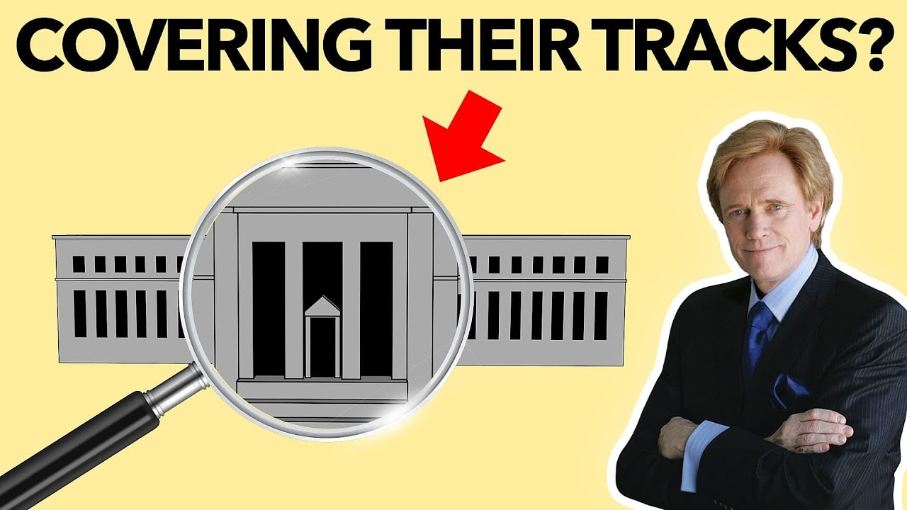 What Is the FED Hiding From Us?