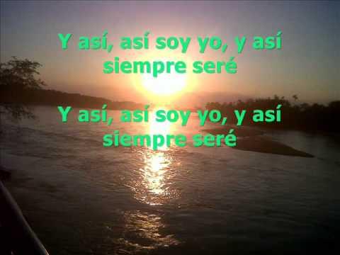 ASI SOY YO - FELIPE PELAEZ (ALBUM DIFERENTE)