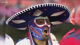 Bills Announce Plans To Honor Pancho Billa