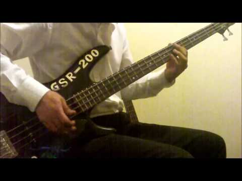 Damas Gratis - Estos Celos (Bass Cover)