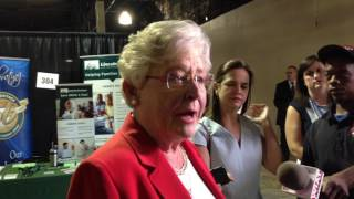 Gov. Kay Ivey 'disappointed' in California travel ban