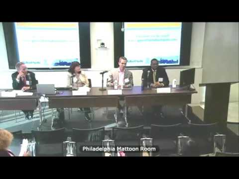 "Panel ""Prince George's County: A P3 Model for Green Infrastructure"""