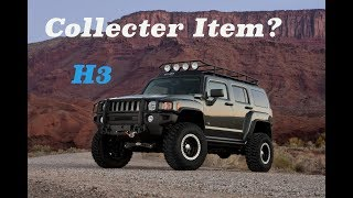 Is the Hummer H3 an upcoming collector item?