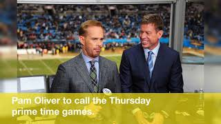 Fox poised to land 'Thursday Night Football.' But who will call the games?