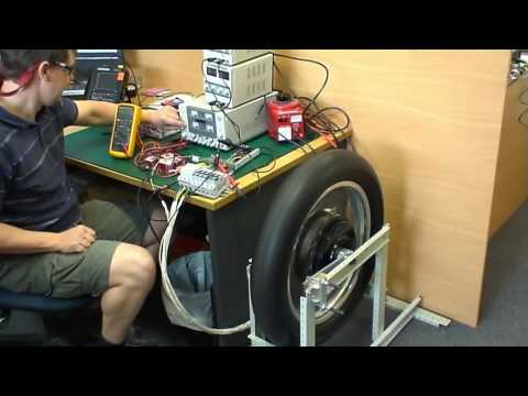 thesis on bldc motor