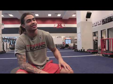 Houston Texans Rookie Will Fuller Has Taken His Game to the Next Level
