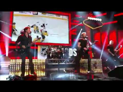 Nickelback- This Means War (Live)