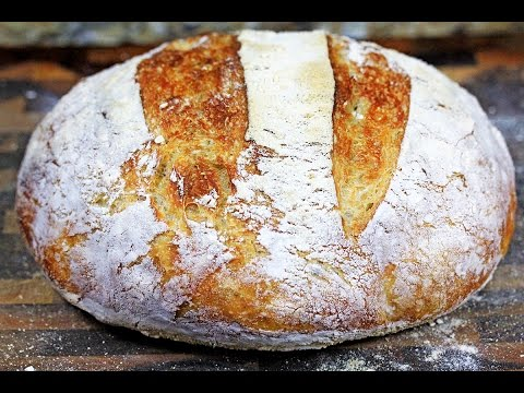 how to make crusty french bread video
