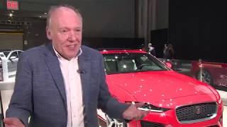 Jaguar Land Rover at the NYIAS 2019 - Ian Callum, Director of Design, Jaguar