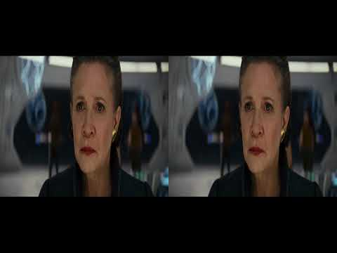 @StarWars #TheLastJedi Trailer 3D #YT3D 2K in RUSSIAN
