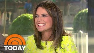 Savannah Guthrie Reveals She's Pregnant With Second Baby! | TODAY