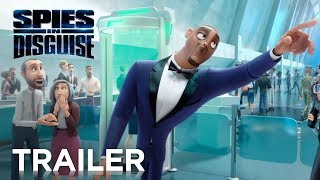 Spies in Disguise | Official Trailer 2 [HD] | 20th Century FOX HD