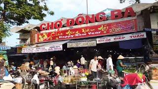Cảnh quang sắp vào Tết ở Huế - Giúp Việt Kiều trao Xuân yêu thương