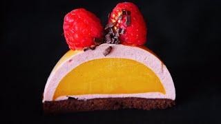 Mango, Raspberry & Chocolate Cake - FREE LIVE WEBINAR 🥰