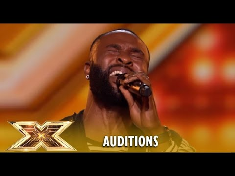 J-SOL: He Sings For His Dead Mother... Judges IN TEARS! WOW!😢| The X Factor UK 2018