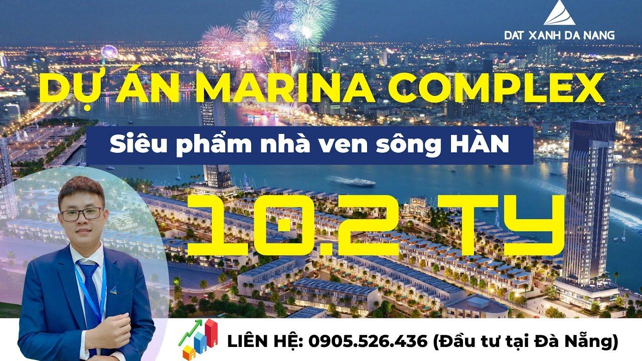Bán nhà ven sông Hàn view pháo hoa - Đối diện bến du thuyền giá tốt nhất (không mua hối tiếc) video