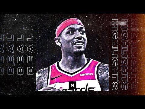Bradley Beal BEST Highlights from 18-19 NBA Season! DEADLY Shooting (PART 1)