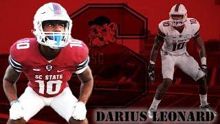 """Darius Leonard 2017 """"Maniac""""   South Carolina State University"""