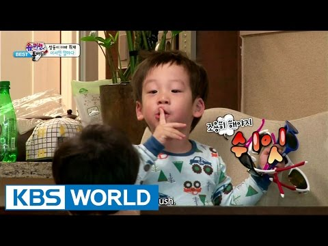 The Return of Superman - Lee Seojun's morning interview