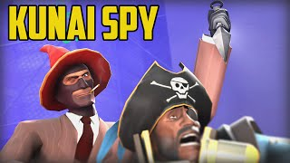 Kunai Spy! Tryhard Tuesday, Its a Whole New Game. Murder on Snowplow.