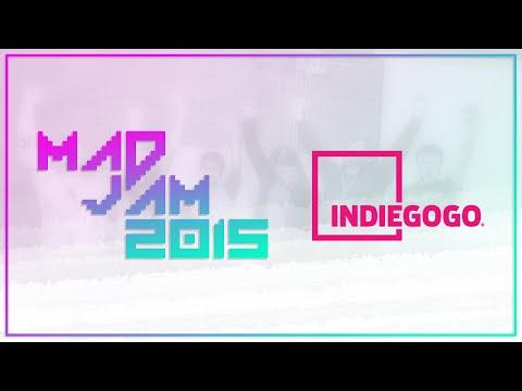 MADJAM 2015 - IndieGoGo Campaign