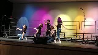 K Pop Dance Harmony High School Team