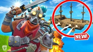 *FUNNY* PIRATE SHIP WARS Custom Gamemode in Fortnite Battle Royale! *SEASON 6*