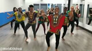 Black Panther Challenge - Concepts Dance from New Jersey
