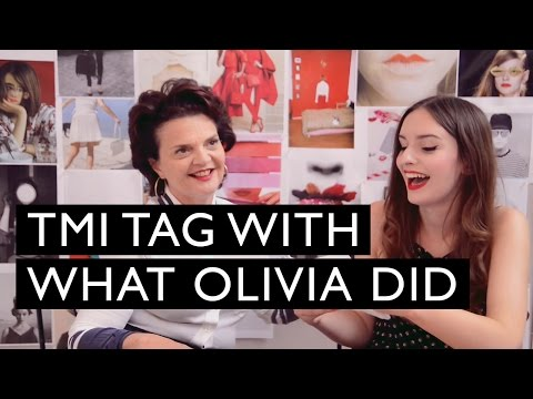 TMI Tag with What Olivia Did | LULU GUINNESS