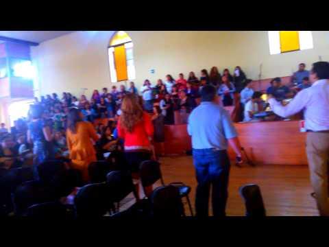 Ensayo Coros Unidos Catedral Iglesia Pentecostal de Chile, Curico