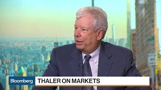 Richard Thaler Says Round Numbers on Yields Means Nothing