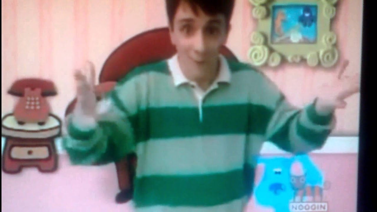 Blues clues theme song 1 - YouTube