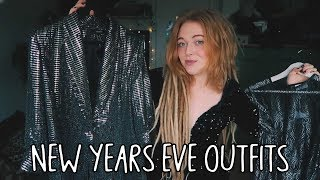 18. What to wear for New Years eve? + A talk about honesty