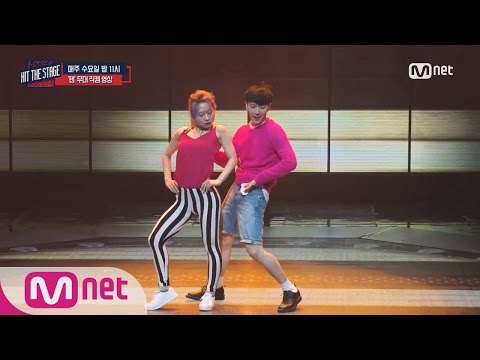 [Hit The Stage][Rehearsal Cam] TEN, Fresh Couple Dance 20160810 EP.03