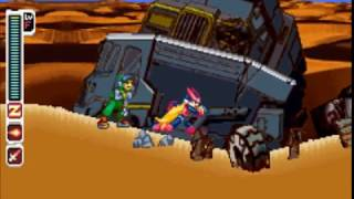 Let's Play Mega Man Zero #06 - The Scorpion King