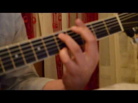 Не бродить, не мять... Песня на стихи С. Есенина, музыка моя.