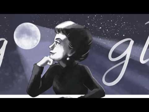 Rosario Castellanos Google Doodle