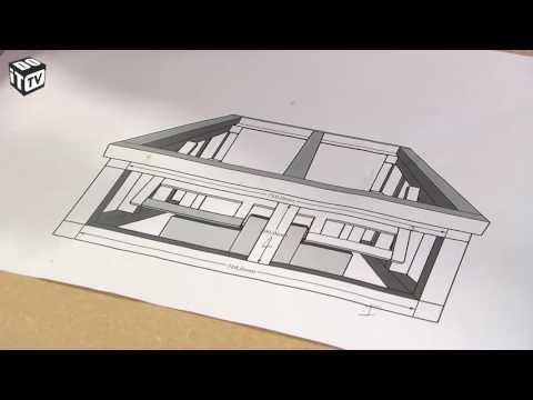 garage de robots. Black Bedroom Furniture Sets. Home Design Ideas