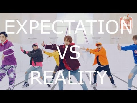 TAKADA KENTA ver. | EXPECTATION vs REALITY