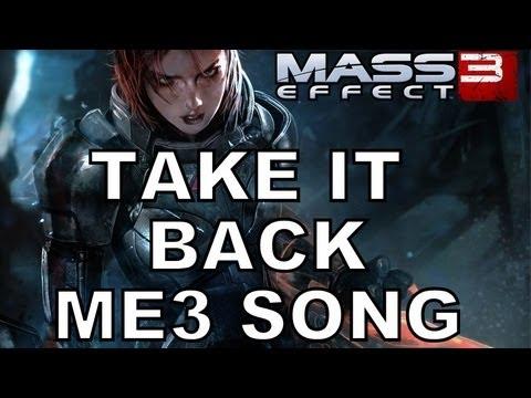 Mass effect song lyrics