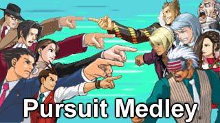 Ace Attorney - Pursuit Medley