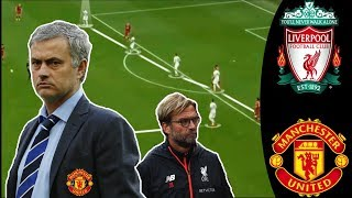 Mourinho's Defensive Excellence  | Liverpool-Manchester United Analysis