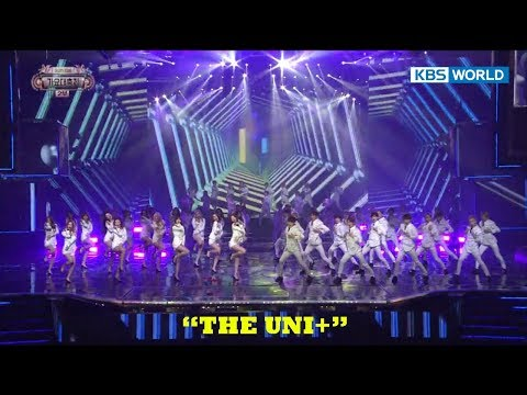 THE UNI+ Special / 더유닛 스페셜 [2017 KBS Song Festival | 2017 KBS 가요대축제 / 2017.12.29]