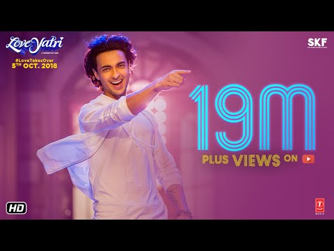 Rangtaari Video - Loveratri - Aayush Sharma - Warina Hussain - Yo Yo Honey Singh - Tanishk Bagchi