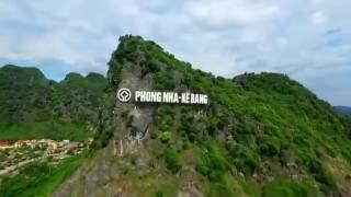 Cảnh đẹp Việt Nam trên phim King Kong 2- Skull Island -Vietnam's Kingdom of Caves!-