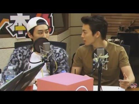 [Part 1] 140425 HaeHyuk/EunHae sweet moments - MBC CRadio Idol's true colors cut