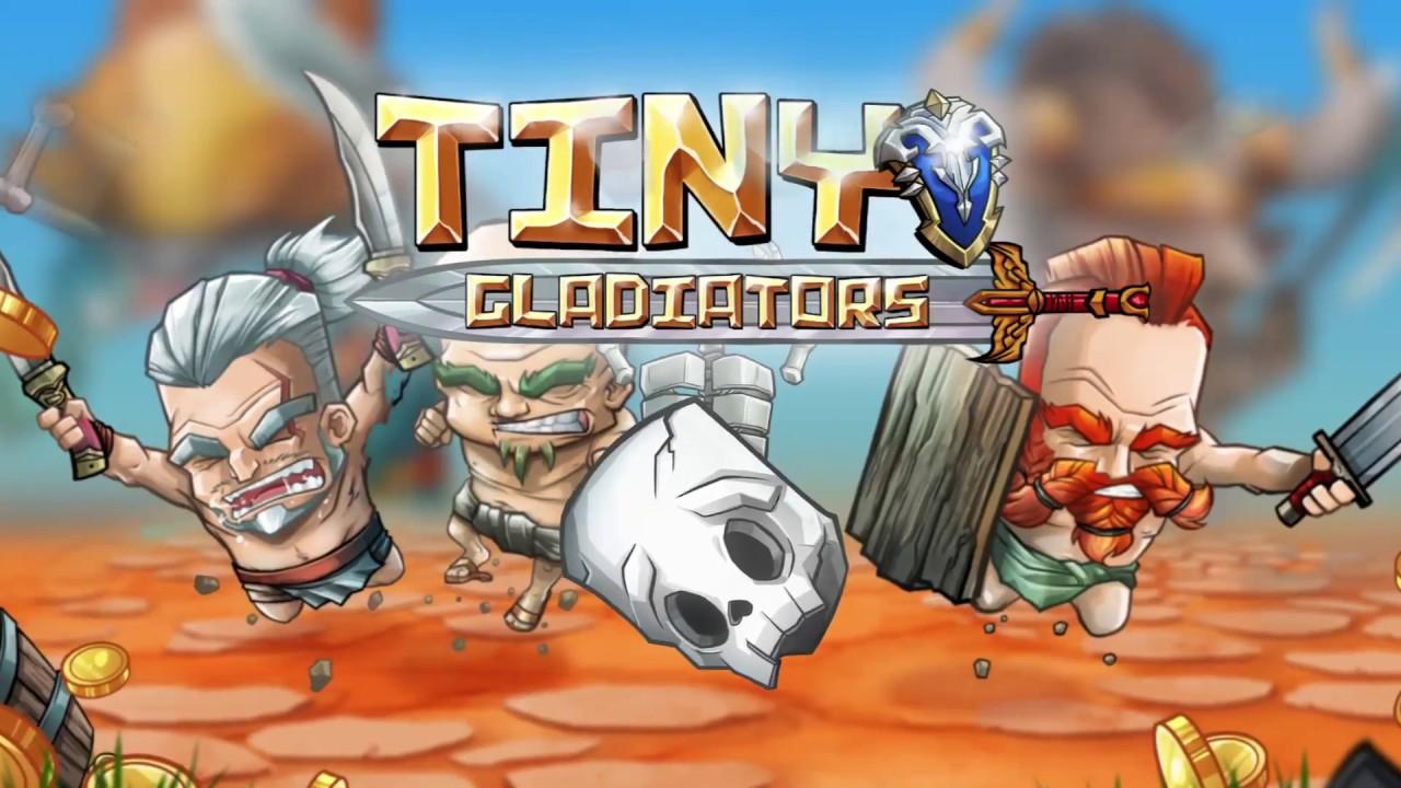 Играй Tiny Gladiators На ПК 2