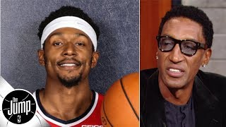 If I were Bradley Beal, I would just take the money - Scottie Pippen | The Jump