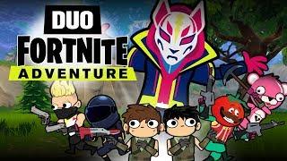 DUO FORTNITE ADVENTURE (Animation)