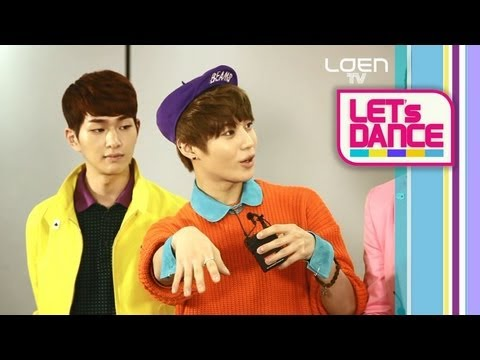 Let's Dance : SHINee(샤이니)_Why So Serious? [ENG SUB]